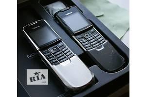 Nokia 8800 Заводское качество 2SIM, FM, металлический