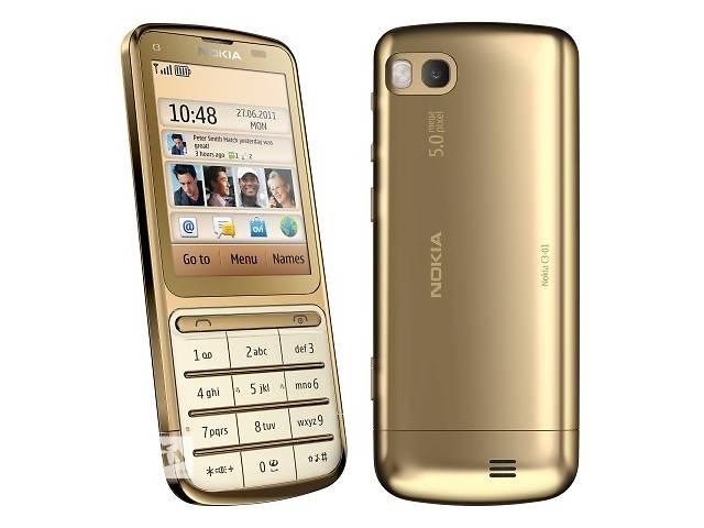 купить бу Nokia G01 Заводское качество + Гарантия - 2Sim, Fm + Чехол в Одессе