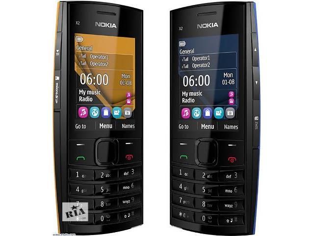 продам Nokia X2-02 бу в Одессе