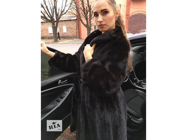 продам Норковая шуба (115см.) Morris Manner furs of Canada Размер: S бу в Днепре (Днепропетровск)