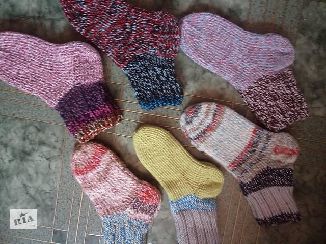 бу  носочки и тапочки(мужские,женские и детские)  в Селидово
