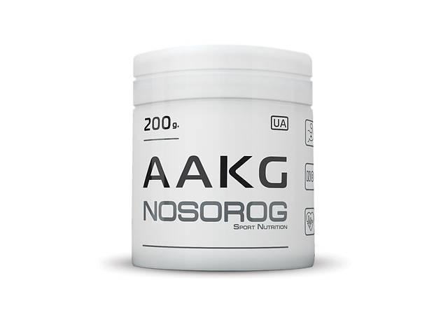 купить бу NOSOROG AAKG (200 грамм)  Предтренировочные комплексы в Киеве