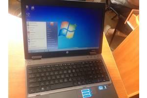 б/у Ноуты для работы и учебы HP (Hewlett Packard) HP ProBook 6560b