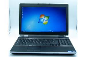 б/в Ноути для роботи та навчання Dell Dell Latitude E6520