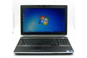 б/у Игровые ноутбуки Dell Dell Latitude E6520