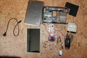 б/у Ноутбуки HP (Hewlett Packard) Hp Pavilion g6