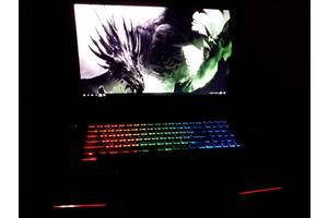 б/у Игровые ноутбуки MSI