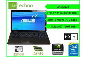 б/у Игровые ноутбуки Asus Asus K73