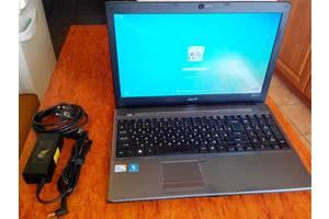 б/у Тонкие и легкие ноутбуки Acer Acer Aspire Timeline
