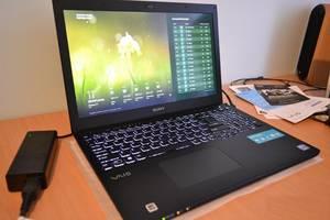 Новые Игровые ноутбуки Sony