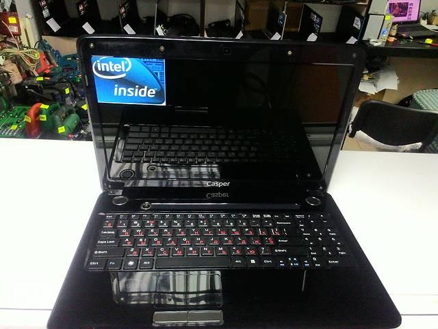 Ноут Casper - проц. на 2 ядра /ОЗУ 2Гб./HDD 320Гб. - с Америки !- объявление о продаже  в Виннице