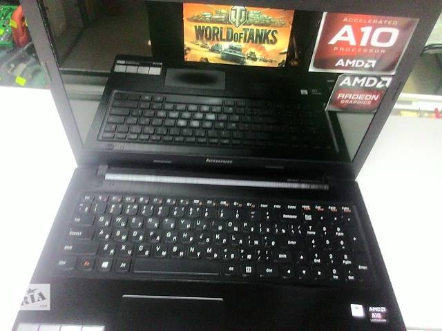 купить бу Ноут Lenovo - проц. на 4 ядра /ОЗУ 6Гб./HDD 750Гб. - игровой! в Виннице