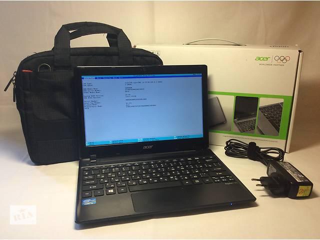 Ноутбук Acer Aspire V5-171 Black (Intel Core i3, 8 Гб ОЗУ, 120 Гб SSD)- объявление о продаже  в Харькове