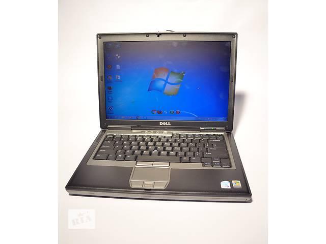 купить бу Ноутбук Dell D620 /C2D 1.6 - 2 GHz/RAM 2GB/80GB/COM-порт/Возможен ОПТ в Львове