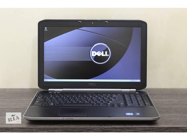 Ноутбук Dell e5520 i5 3.2Ghz/ 8gb RAM / 250gb HDD/ 3g/ 15.6 FullHD- объявление о продаже  в Киеве