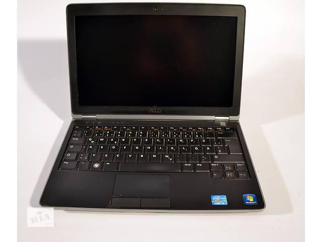 продам Ноутбук Dell E6220/Core i5 2.6GHz/RAM 4GB/Возможен ОПТ! бу в Львове