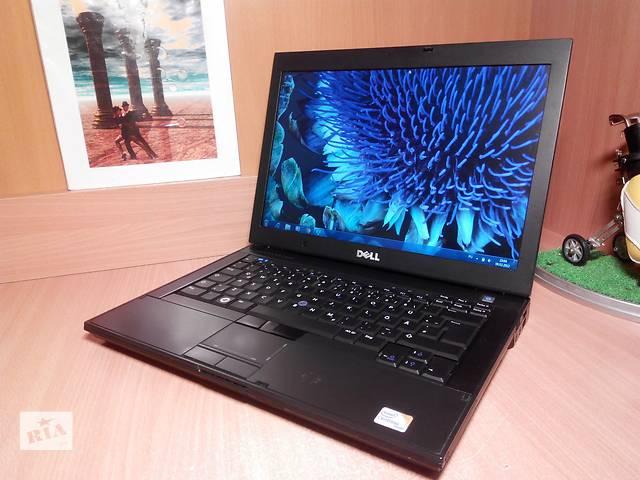 """бу Ноутбук Dell 14,1""""LED /Core2Duo 2,26GHz /2 ОЗУ/Мощный.(Без батареи) в Харькове"""