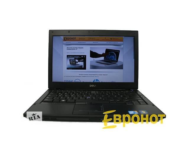 бу Ноутбук Dell Latitude E4310 (2,67 ГГц, 4 Гб, 250 Гб, WebCam) в Киеве