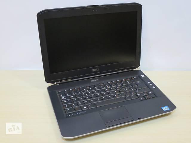бу Ноутбук DELL Latitude E5430 Core i5 3 gen HDD 160 GB Уценка! в Киеве