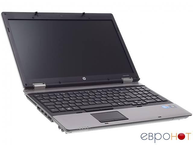 бу Ноутбук HP ProBook 6550b (2,67 ГГц, 4 Гб, 250 Гб) в Киеве