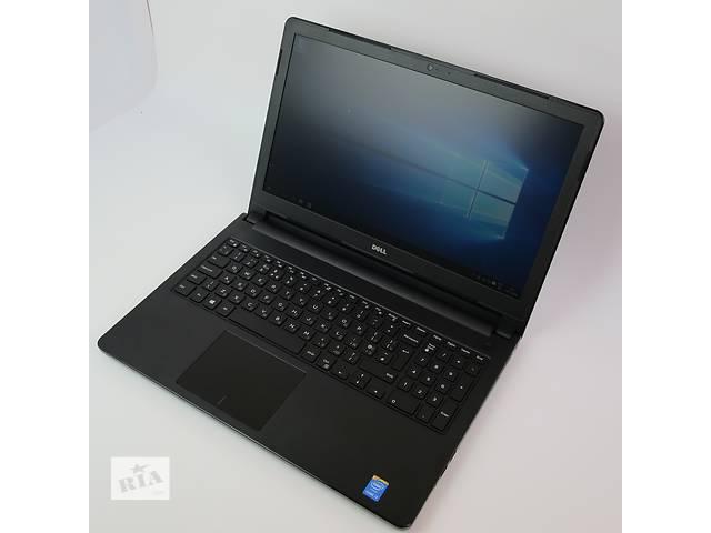 "бу Ноутбук Dell Vostro 3558 15,6""мат/i3-4005U/4Gb/500Gb/бат.3ч в Киеве"