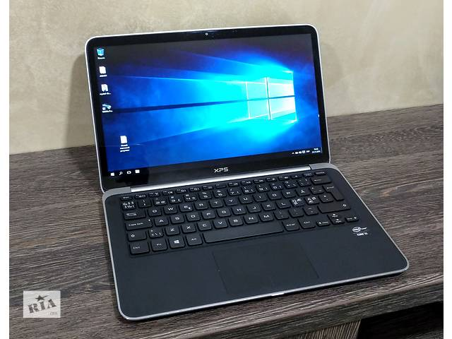 "купить бу Ноутбук Dell XPS 13 L322x i5 3337u / 4gb RAM DDR3 / 128gb SSD / 13.3"" в Киеве"