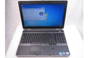б/у Ноуты для работы и учебы Dell Dell Latitude E6520