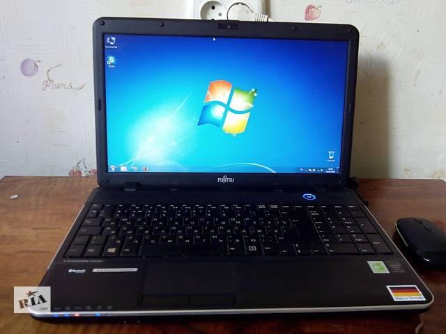 купить бу Ноутбук Fujitsu LIFEBOOK A512 в Днепре (Днепропетровске)