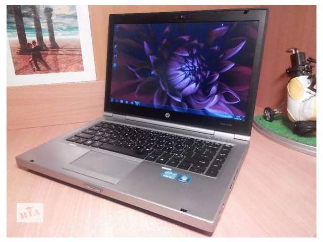 """Ноутбук HP Elitebook 14"""" HD LED /Corei5 2.6GHz (2nd) /4 ОЗУ /Элитный +- объявление о продаже  в Харькове"""