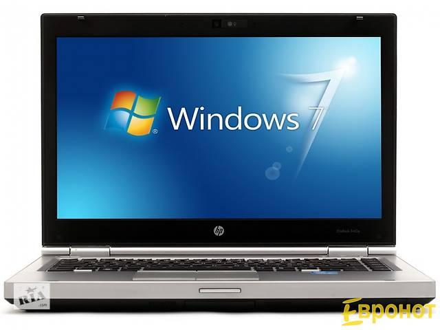 купить бу Ноутбук HP EliteBook 8460p (2,5 ГГц, 4 Гб, 500 Гб, WebCam) в Киеве