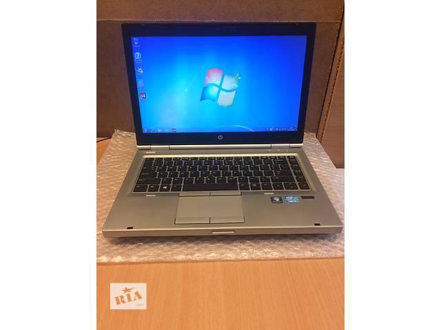 продам Ноутбук HP EliteBook 8470p 14'' i5-3320M RAM 4Gb 320Gb бу в Днепре (Днепропетровск)