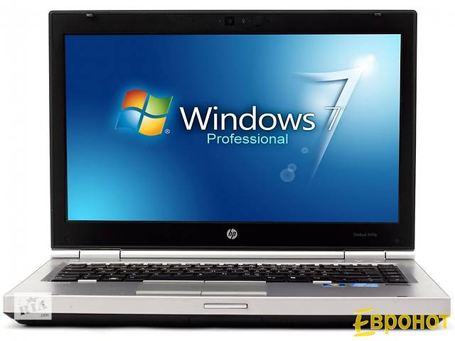 Ноутбук HP EliteBook 8470p (2,6 ГГц, 8 Гб, 500 Гб, WebCam)- объявление о продаже  в Киеве