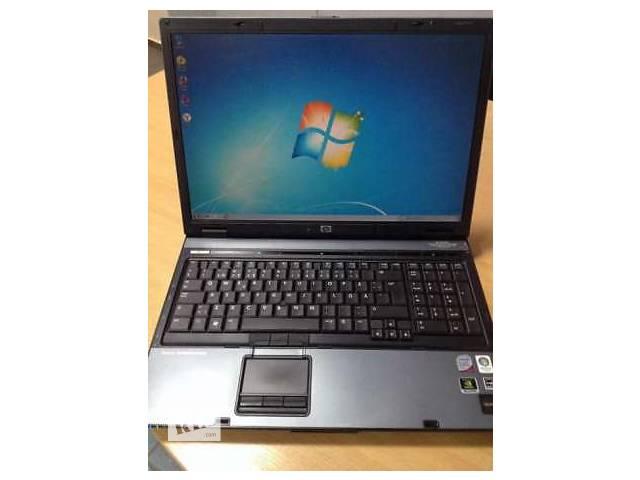 """продам Ноутбук HP EliteBook 8530W 15""""Core 2 Duo T9600 2.80 GHz с видеокартой бу в Кривом Роге (Днепропетровской обл.)"""