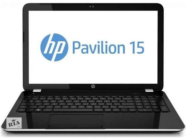 Ноутбук HP Pavilion 15-n028er- объявление о продаже  в Киеве