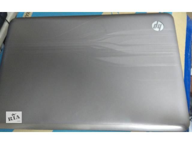купить бу Ноутбук HP PAVILION dv7 бу в корпусе из полированного алюминия   в Киеве