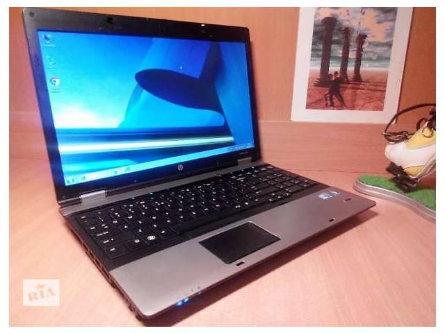 """продам Ноутбук HP ProBook 15.6"""" WXGA HD/ Corei5 450M 2.4GHz/ 4 ОЗУ/ Элитный+ бу в Харькове"""