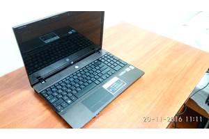 б/у Ноуты для работы и учебы HP (Hewlett Packard) Hp ProBook 4520s