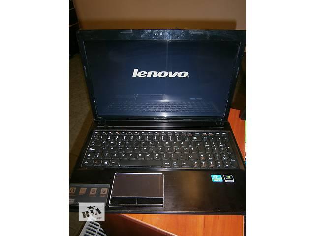 продам Ноутбук  Lenovo G580 бу в Одессе
