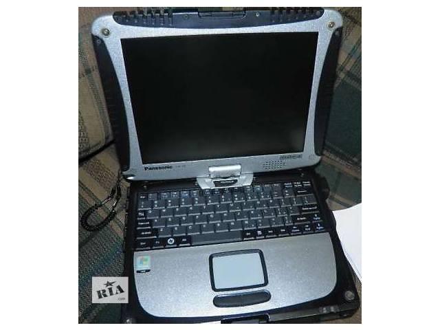 Ноутбук Panasonic CF-19 MK2 с GPS- объявление о продаже  в Киеве