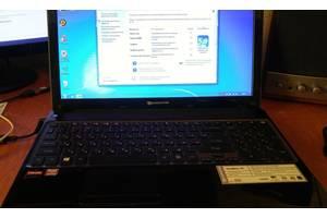 б/у Ноутбуки мультимедийные центры Packard Bell Packard Bell EasyNote LM