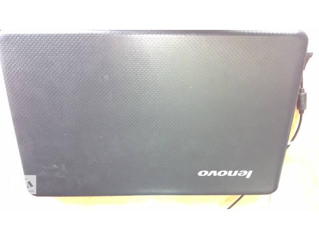 Ноутбук Lenovo G550- объявление о продаже  в Знаменке (Кировоградской обл.)