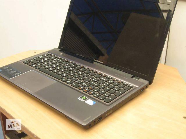 купить бу Игровой Ноутбук Lenovo IdeaPad Z580 в Одессе