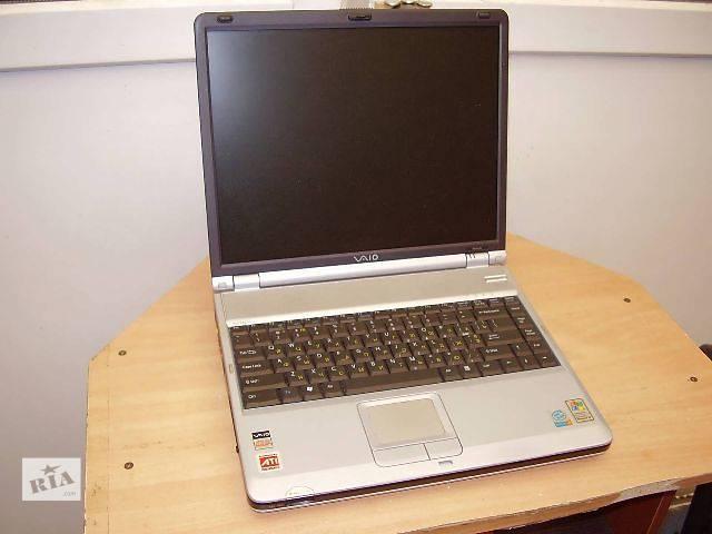 бу Ноутбук Sony Vaio в Одессе
