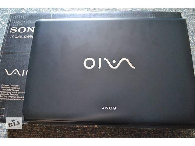 """Ноутбуки Sony 15.6"""" VAIO SVE1511B1R- объявление о продаже  в Львове"""