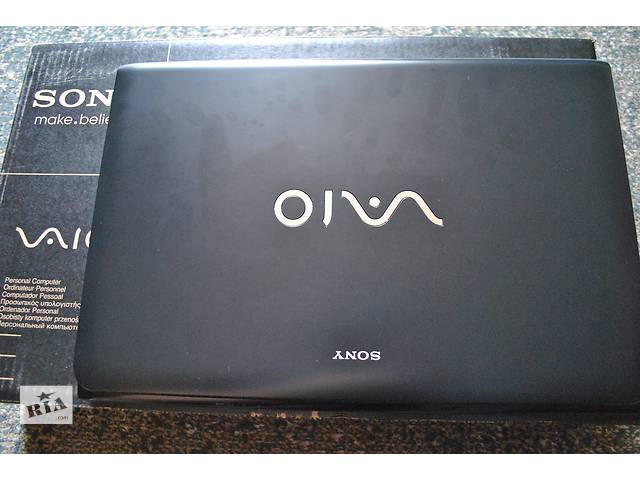 "купить бу Ноутбуки Sony 15.6"" VAIO SVE1511B1R в Львове"