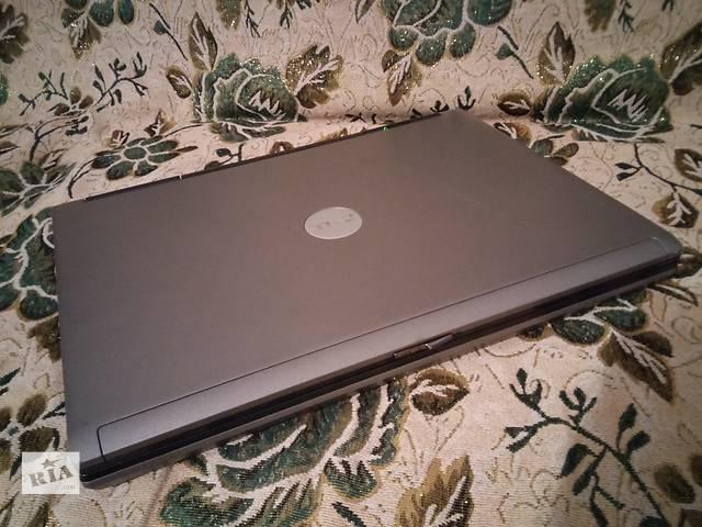 продам Офисный Dell D830 2 ядра, 2гб/120гб, COM порт,новая батарея бу в Харькове