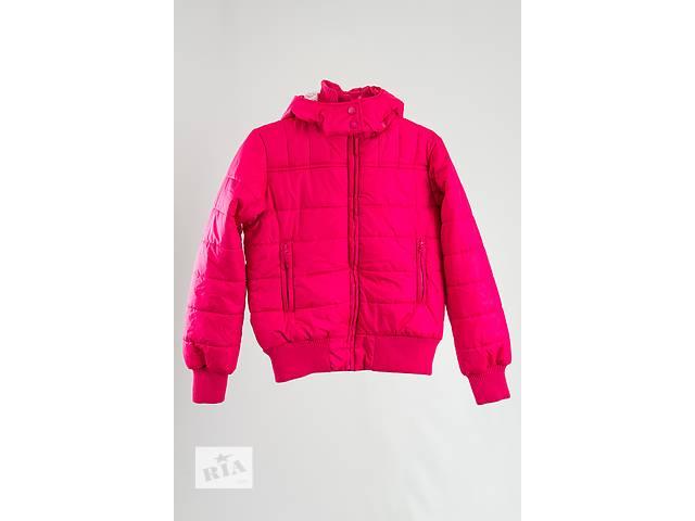 купить бу Новая девичья зимняя куртка 146 в Ровно