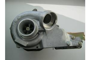 Новые Турбины Mercedes Sprinter 316