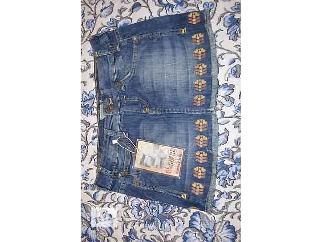 Новая крутая джинсовая юбка от bershka размер хс-с- объявление о продаже  в Черновцах