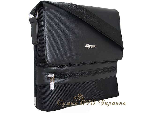 продам Новая черная мужская сумка. Сумка планшет. Барсетка. бу в Одессе